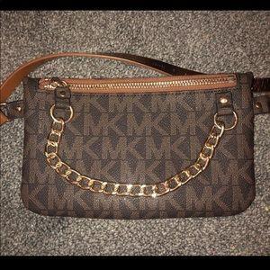 Handbags - NEW Michael Kors leather belt bag